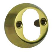 Brass Cylinder Ring